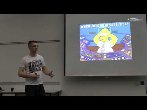 Real time notifications with SMS/Twilio, Laravel and AWS (Chris McCabe) - PHPBelfast Meetup #17)