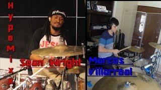 Nurdy Tunes - Hypemixx - Drum Cover - Marcos Villarreal