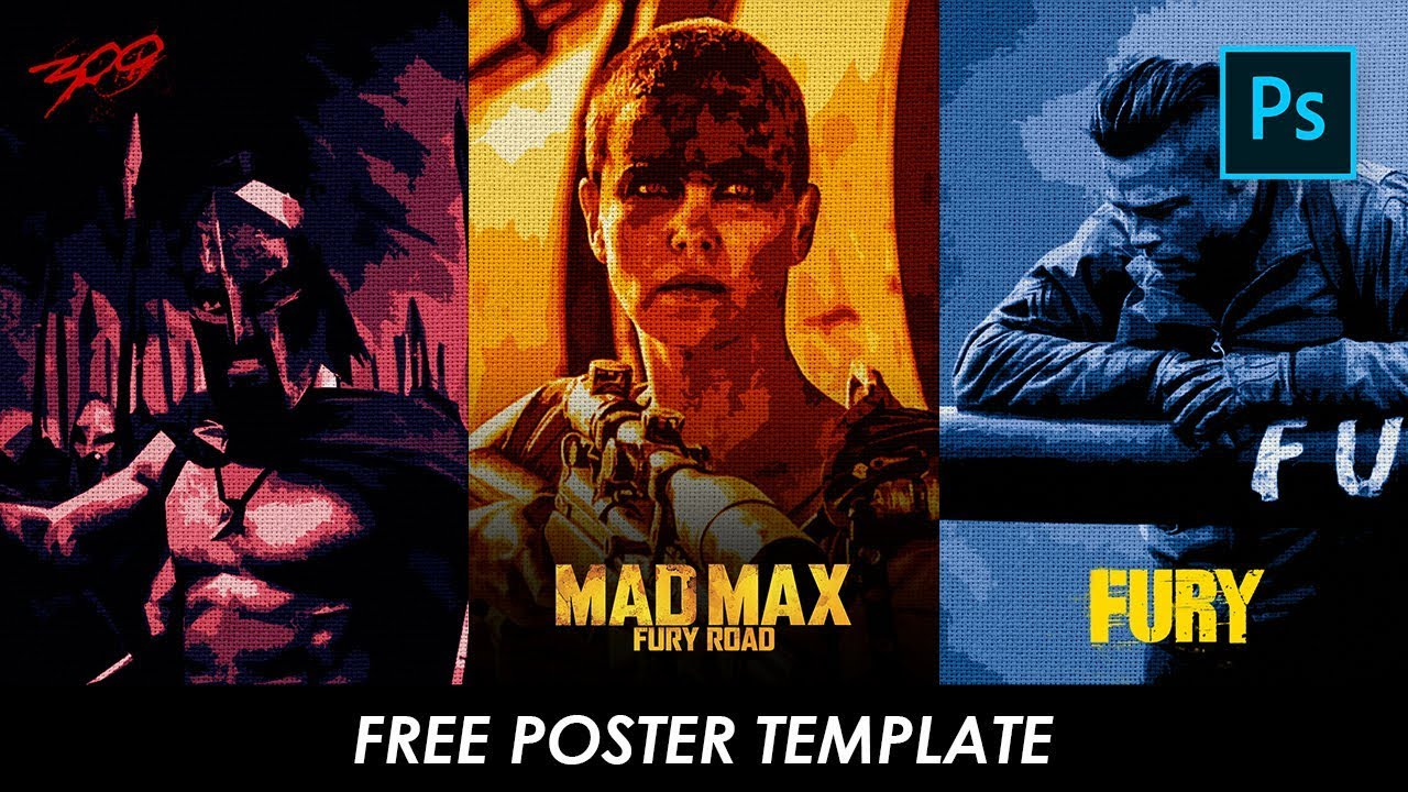 Lincungstock Com Guide Free Download Action Movie Poster Template