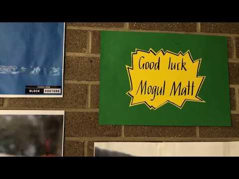 Good luck Matt 'Mogul' Graham!