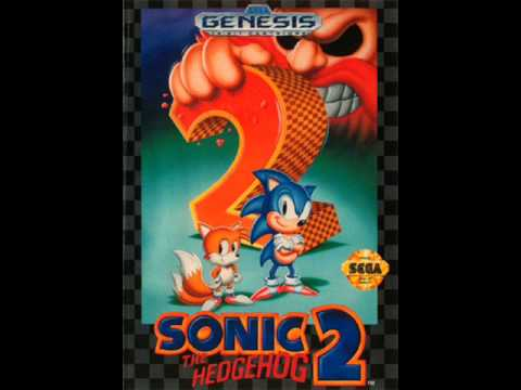 Музыка из sonic the hedgehog 2