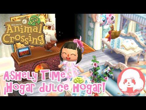 Animal Crossing New Leaf - Ashely Time - ¡Hogar dulce ... - photo#8