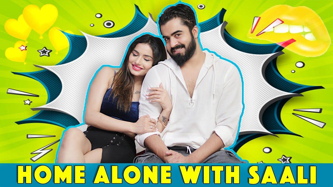 Home Alone With Saali    Half Engineer
