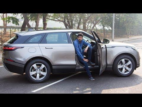 Range Rover Velar Review (Part 1) - Design & Features | Faisal Khan