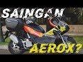 TEST DRAG ADV 150 VS AEROX 155 !! 2 Aerox tumbang *_0