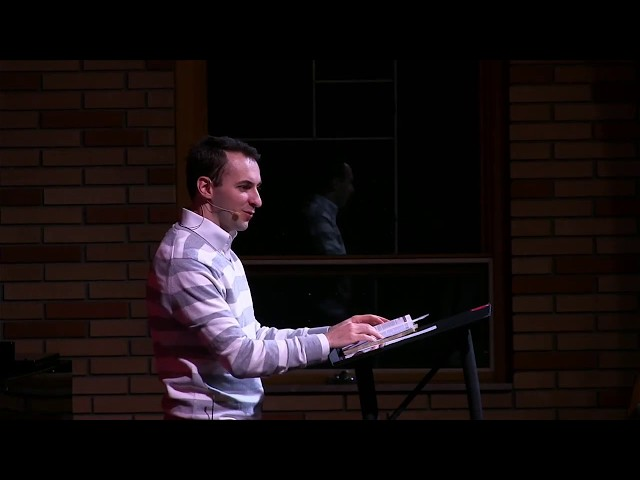 Water Baptism - Andrey Tsupruk   The Fundamentals   One Way Youth
