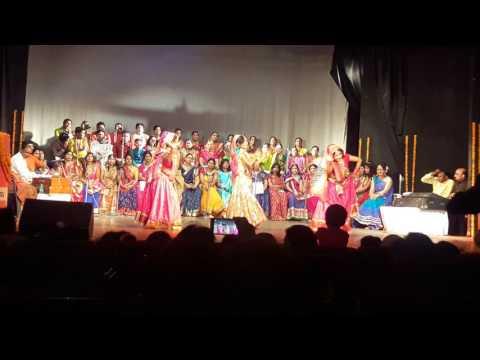 Awadhi dance .....