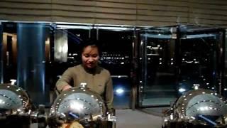 Hungry Chinese Girls @ Armani Hotel / Burj khalifa Dubai