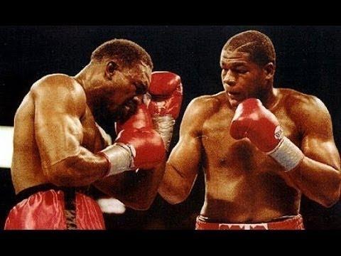 Evander Holyfield - Riddick Bowe 1. Бокс. Эвандер Холифилд - Риддик Боу 1 бой