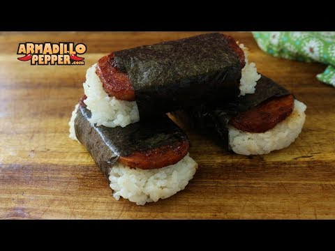 How to Make SPAM Musubi 2 Ways | Ghost Pepper & Traditional SPAM Musubi