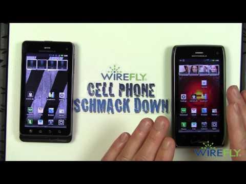 Schmackdown! Motorola DROID 4 vs DROID 3