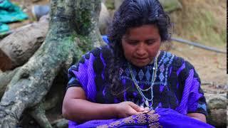 La broderie traditionnelle à Chenalho