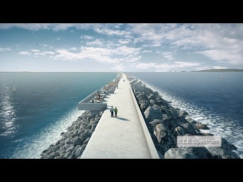 Wales plans to build tidal power lagoon in Swansea Bay