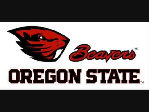 Oregon State Beavers Fight Song!!