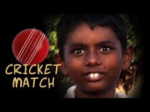 Hindi comedy short film | Cricket Match (Jadui Pankh Series)