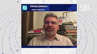 Cristian Soimaru - de ce tace Biserica in contextul protestelor din Romania?