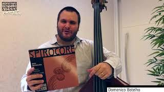 Domenico Botelho: Review Thomastik Spirocore