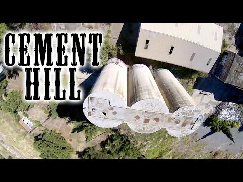 DRONE RESCUE 120ft SILO - DJI PHANTOM W/ HOOK