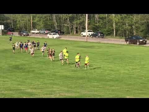 Reilly WIlliams Cross Country Race at Harpswell Community School