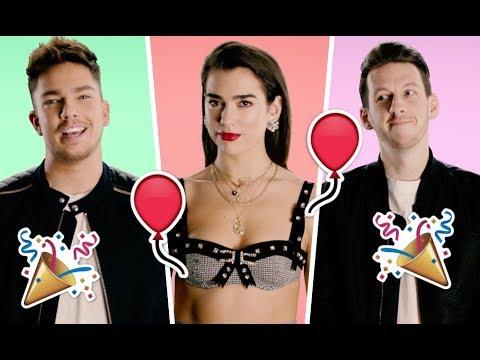 Pop Stars on... Party Tricks 🎉