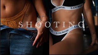 VLOG : Mon premier SHOOTING en SOUS-VÊTEMENT ft. LOUNGE UNDERWEAR