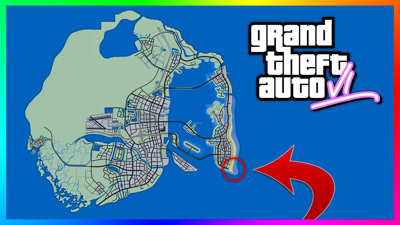 GTA 6 RUMORED LEAKED MAP.....Video Game Developer Tells Us Why It's Likely NOT REAL! (GTA VI)