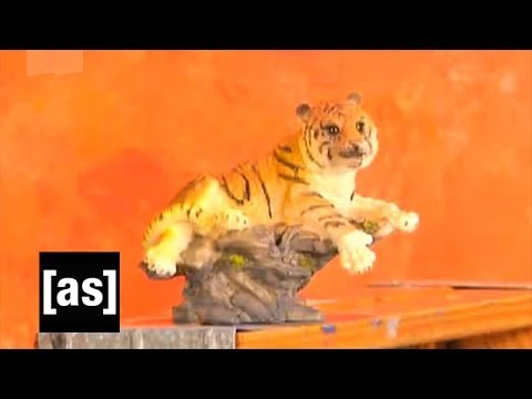 Tiger | Tim and Eric Awesome Show, Great Job! | Adult Swim