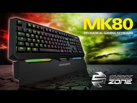 Sharkoon SHARK ZONE MK80 RGB [en]