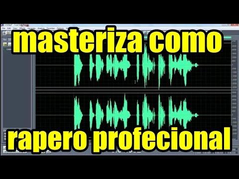 Como Masterizar en cool edit pro metodo facil Cap. 3 Produciendo en el hood  MUSICRAPHOOD