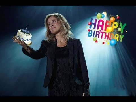 Lara Fabian's Belting Range in 1 Minute | Happy Birthday ...