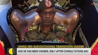 Sudan gets 2nd interim leader in 3 days