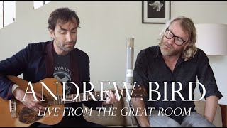 Andrew Bird's Live From The Great Room feat. Matt Berninger #StayHome