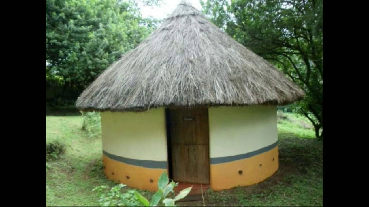 Grass Hut Youtube