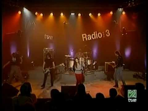 Dt's - Turn Loose Live Spain TV 2005