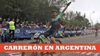 Río Pinto UCI Marathon Series Argentina | Ibon Zugasti