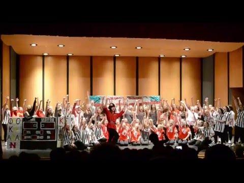 Nicholls State Delta Zeta Songfest Champs 2016