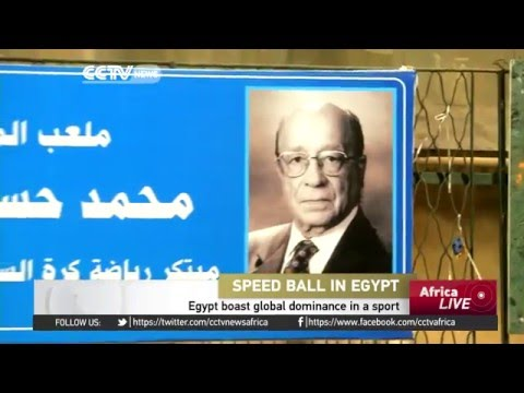 Egypt boast global dominance in a sport yet to pick up in Africa