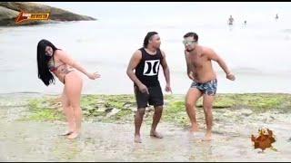 Faz a Dança do Peru  clip oficial capa de revista