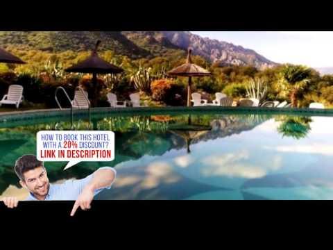 Hostal La Quebrada, Cortaderas, Argentina - Awesome!