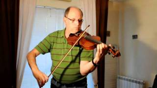 Love Story - Francis Lai - violin L A A Moura