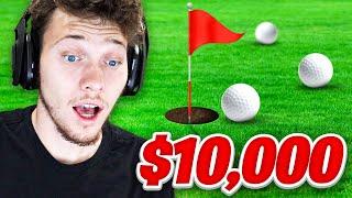 $10,000 Extreme Mini Golf Challenge