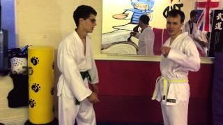 Karoon Taekwondo Academy Self dafance  Classe