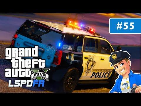 GTA 5 LSPDFR Las Vegas Metro Police LVMPD High Speed Pursuit   Day 55   GTA 5 Police Mods Gameplay