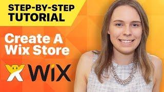 TUTORIAL: Hoe Maak je een Wix Store Stap-voor-Stap (Hoe te Verkopen op Wix)