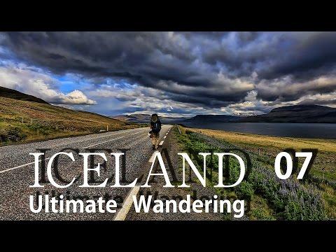 ICELAND アイスランド 究極放浪 07 女神の微笑