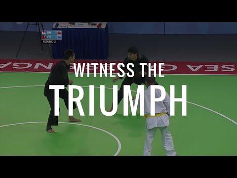 Witness The Triumph - Muhd Nur Alfian Bin Juma'en