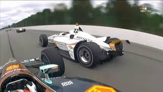 [Not Fatal] Horrifying Crash - Robert Wickens - IndyCar 2018 Pocono