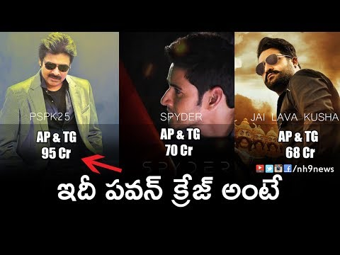 Pawan kalyan,Trivikram Movie Distribution Rights Has Been Creating Records In Tollywood | NH9 News