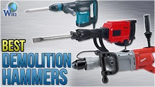 10 Best Demolition Hammers 2018