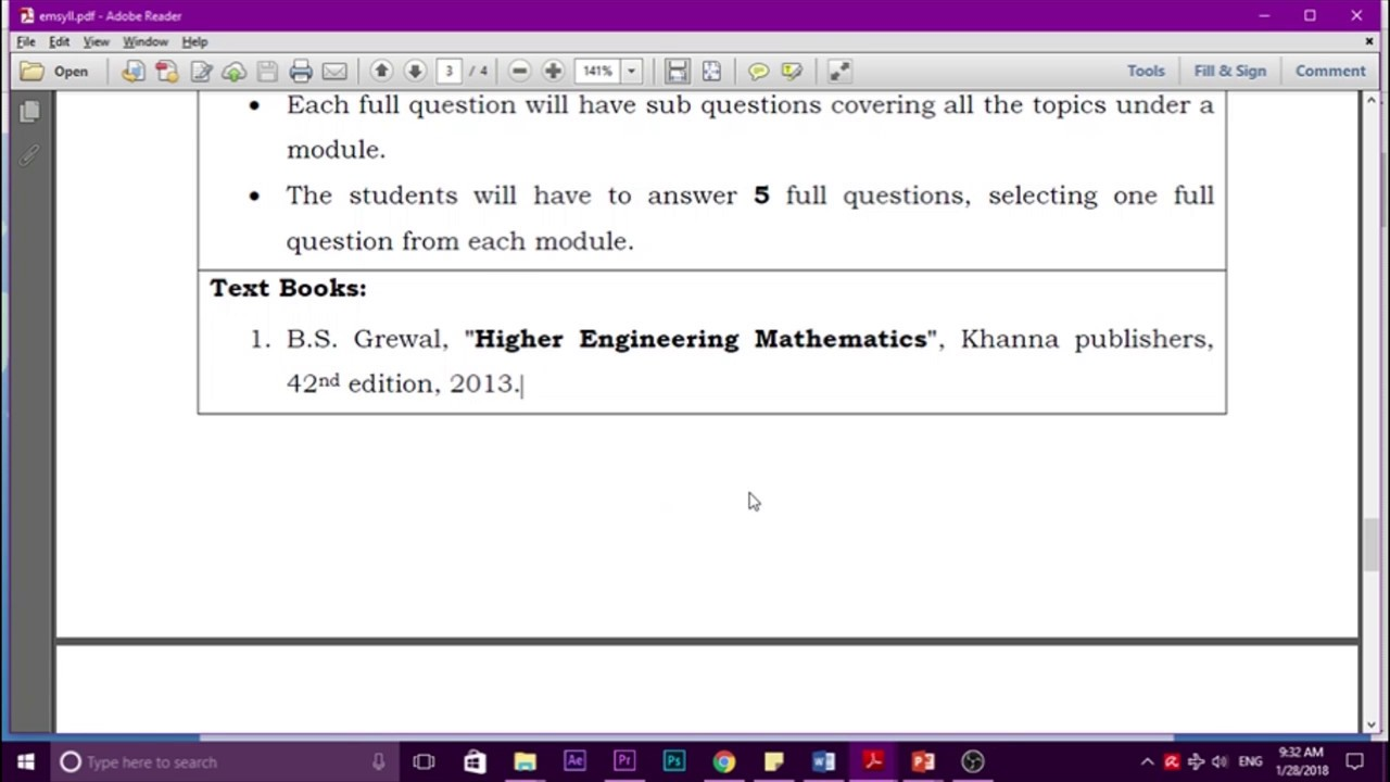Bs Grewal Higher Engineering Mathematics Ebook